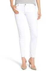 Citizens of Humanity Skinny Ankle Jeans (Optic White)