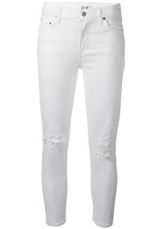 Citizens Of Humanity skinny trousers - White