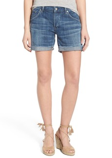 Citizens of Humanity 'Skyler' Cutoff Denim Shorts (Halo)
