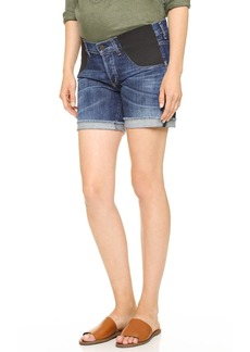 Citizens of Humanity Skyler Loose Maternity Shorts