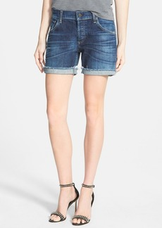 Citizens of Humanity 'Skyler' Low Rise Denim Shorts (Blue Ridge)