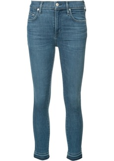 Citizens Of Humanity super skinny cropped jeans - Blue