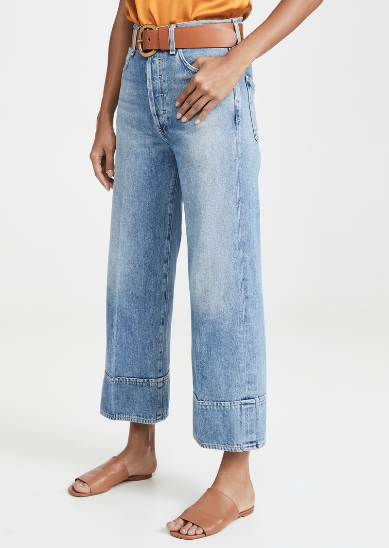 Citizens of Humanity Tilda High Rise Wide Leg Pants