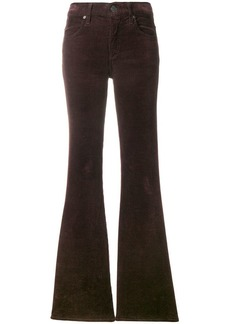 Citizens of Humanity corduroy flared trousers