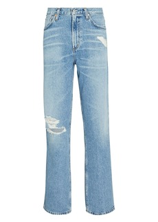 Citizens of Humanity Daphne High-Rise Stovepipe Jeans