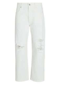 Citizens of Humanity Emery High-Rise Relaxed Crop Jeans
