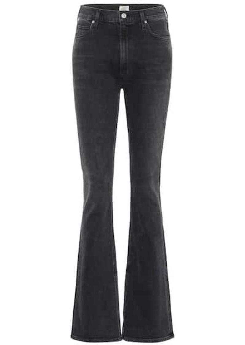 Citizens of Humanity Georgia high-rise bootcut jeans