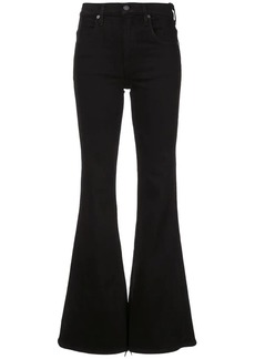 Citizens of Humanity high waisted flared jeans