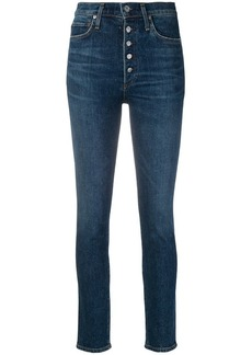 Citizens of Humanity high-waisted skinny jeans