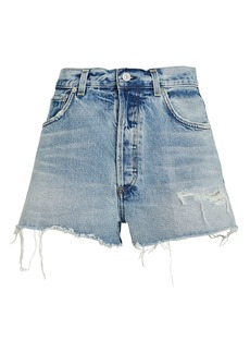 Citizens of Humanity Kaia Denim Cut-Off Shorts