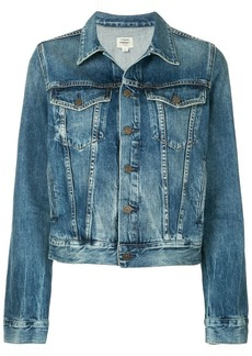 Citizens of Humanity Nica slim-fitted denim jacket