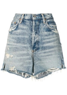Citizens of Humanity Ricot denim shorts