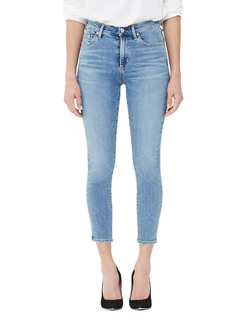 Citizens of Humanity Rocket Crop High-Rise Skinny Jeans  Serenity