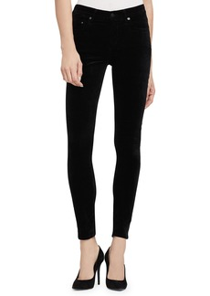 Citizens of Humanity Rocket High-Rise Skinny Jeans  Black