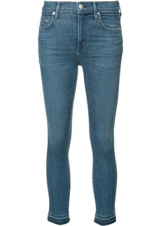 Citizens of Humanity super skinny cropped jeans
