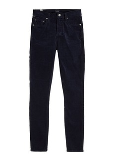 Citizens of Humanity Velour Skinny Jeans