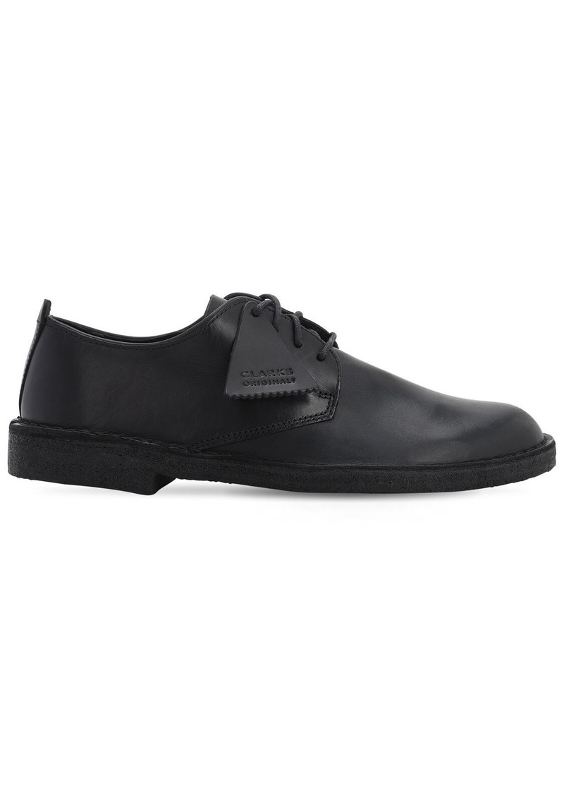 Clarks 25mm Polished London Lace-up Shoes