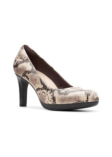 Clarks Collection Women's Adriel Viola Pumps Women's Shoes