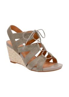 Clarks® Acina Chester Wedge Sandal (Women)