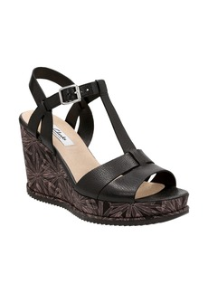 Clarks® Adesha River Wedge Sandal (Women)