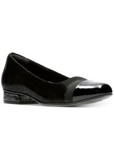 Clarks Artisan Women's Keesha Rosa Flats Women's Shoes