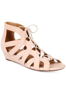 Clarks Artisan Women's Parram Lux Gladiator Lace-Up Sandals Women's Shoes