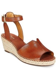 Clarks Artisan Women's Petrina Selma Espadrille Wedge Sandals Women's Shoes
