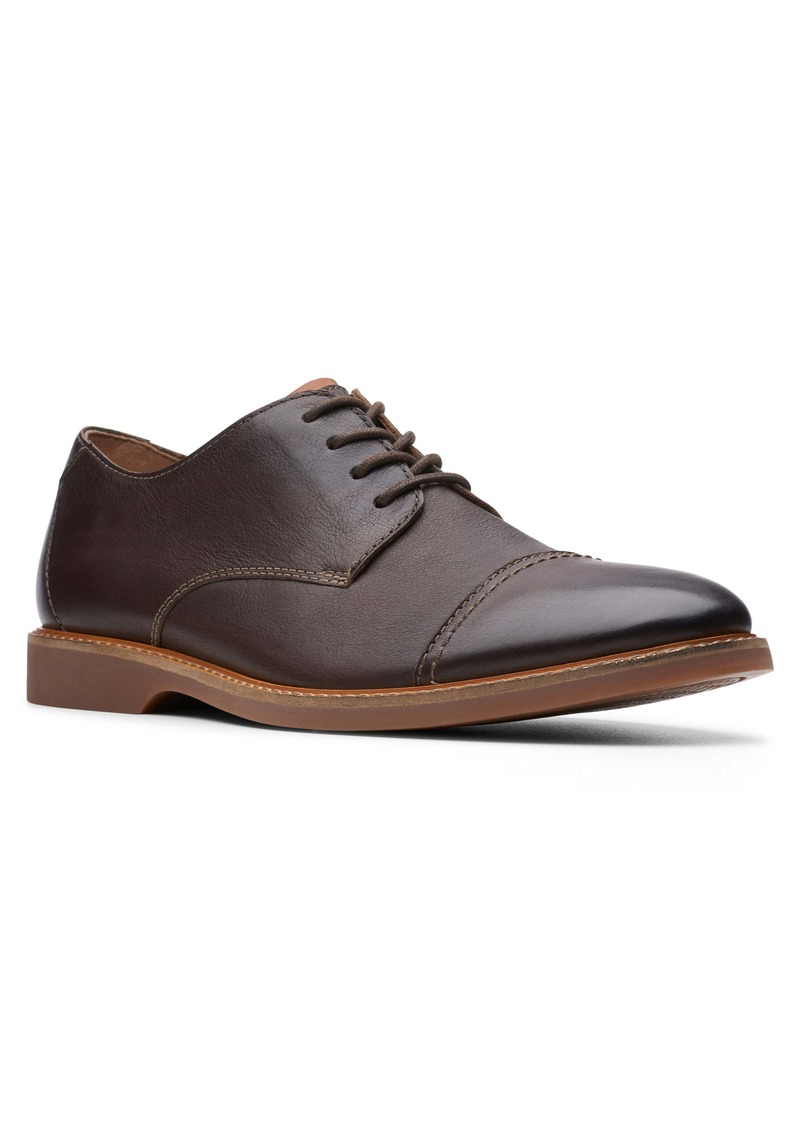 Clarks® Atticus Cap Toe Oxford (Men)