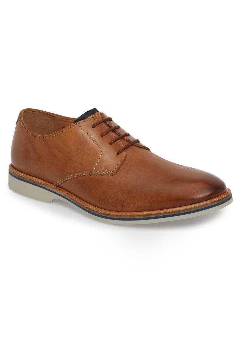 Clarks® Atticus Plain Toe Derby (Men)