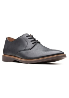 Clarks® Atticus Plain Toe Derby (Men)