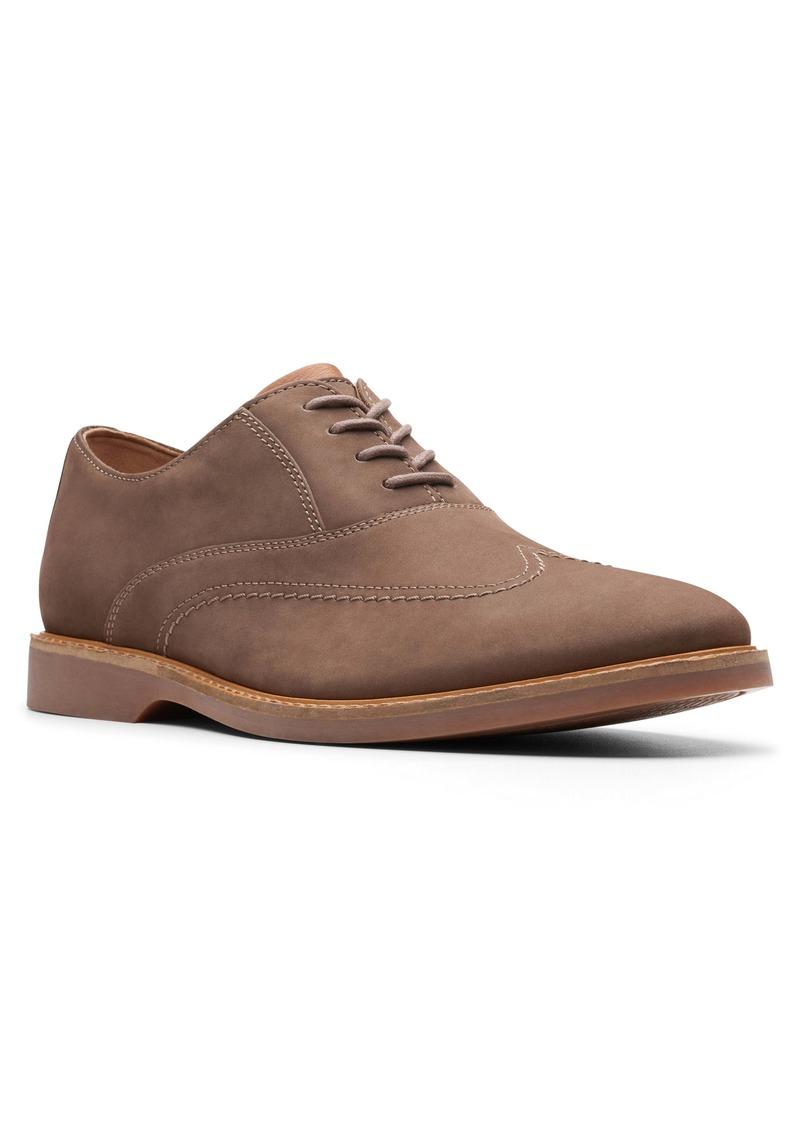 Clarks® Atticus Vibe Plain Toe Oxford (Men)