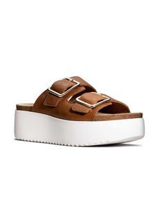 Clarks® Botanic Platform Slide Sandal (Women)