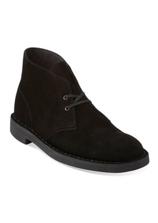 Clarks Bushacre 2 Suede Chukka Boots