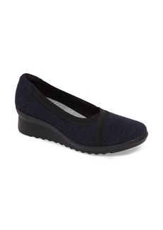 Clarks® Caddell Dash Wedge (Women)