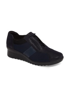 Clarks® Caddell Fly Sneaker (Women)