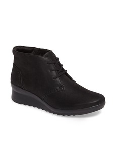 Clarks® Caddell Hop Wedge Bootie (Women)