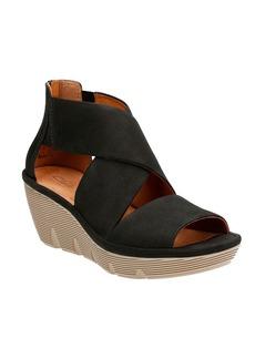 "Clarks® ""Clarene Glamor"" Wedge Sandals"