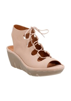 Clarks® Clarene Grace Wedge Sandal (Women)