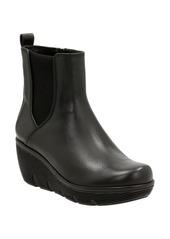 Clarks® 'Clarene Surf' Wedge Chelsea Boot (Women)