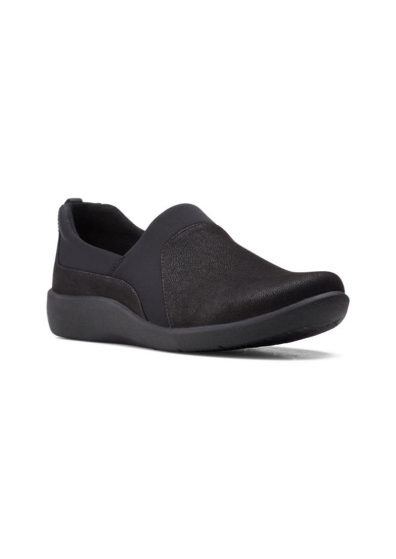 Clarks Cloudsteppers Women's Sillian Bliss Loafers Women's Shoes