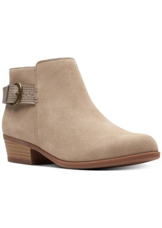 Clarks Collection Women's Addiy Kara Booties Women's Shoes