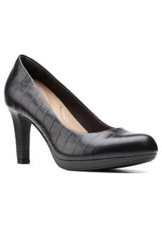 Clarks Collection Women's Adriel Viola Shoes Women's Shoes