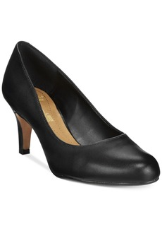 Clarks Collection Women's Arista Abe Pumps Women's Shoes