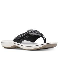 Clarks Collection Women's Brinkley Jazz Flip-Flops Women's Shoes