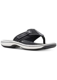 Clarks Collection Women's Brinkley Sail Flip-Flops Women's Shoes
