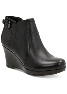 Clarks Collection Women's Camryn Rose Booties Women's Shoes