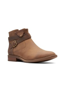 Clarks Collection Women's Camzin Dime Ankle Boots Women's Shoes
