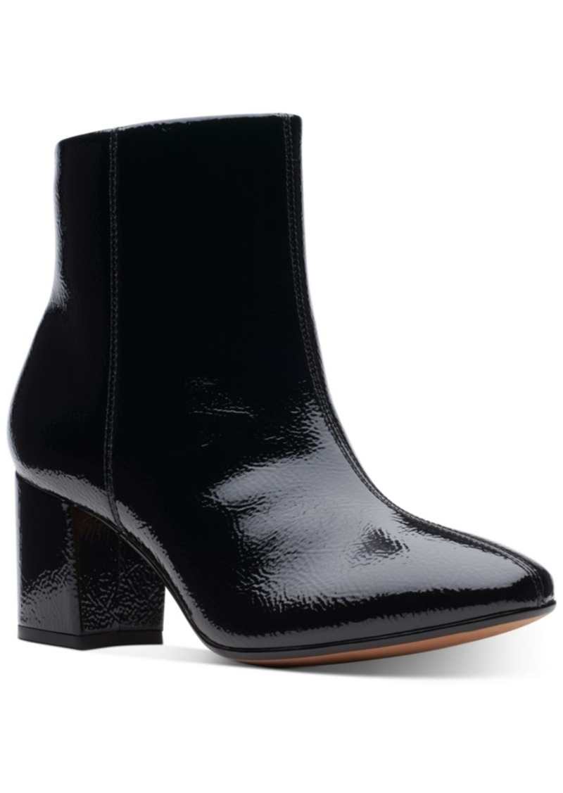Clarks Collection Women's Chantelle Stone Boots Women's Shoes