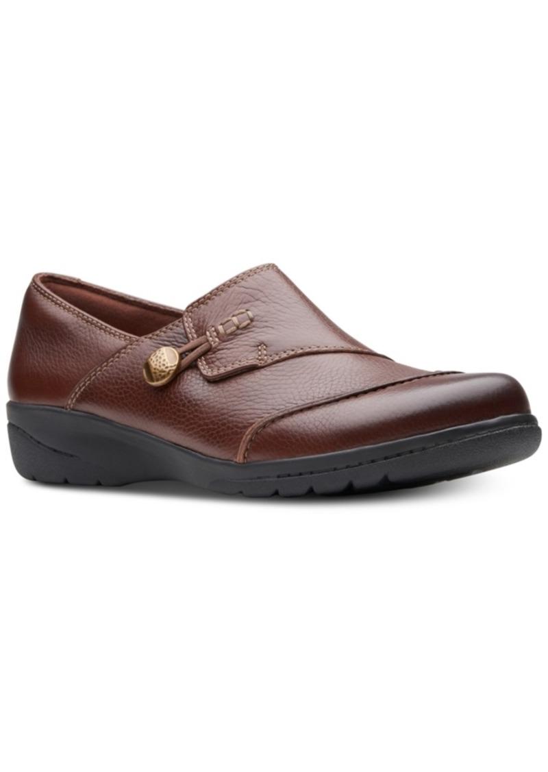 Clarks Collection Women's Cheyn Misha Flats Women's Shoes