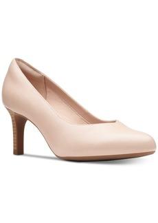 Clarks Collection Women's Dancer Nolin Pumps Women's Shoes
